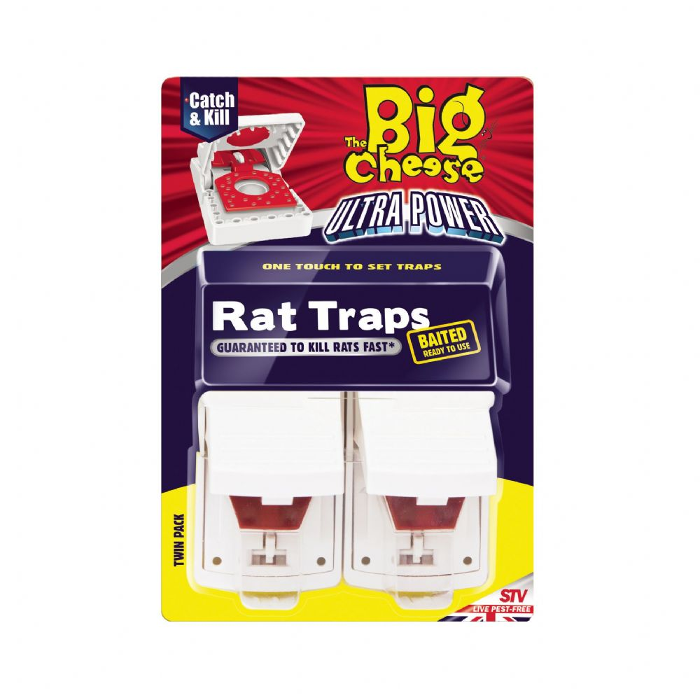 STV Ultra Power Rat Trap